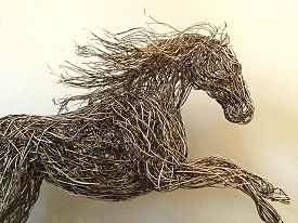 Detailed Horse